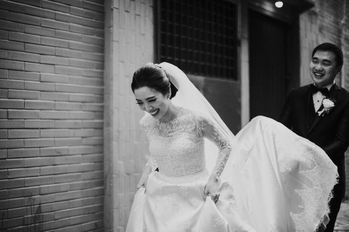 Wedding of Ferdie & Intany by Michelle Alphonsa - 011
