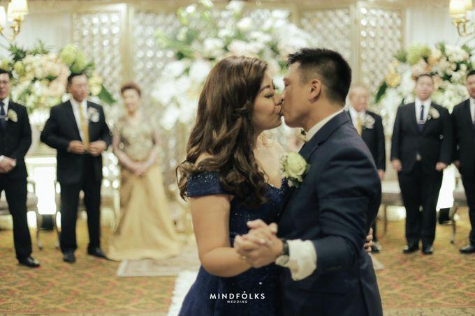 Johana dan Long by MERCANTILE PENTHOUSE WEDDING - 033