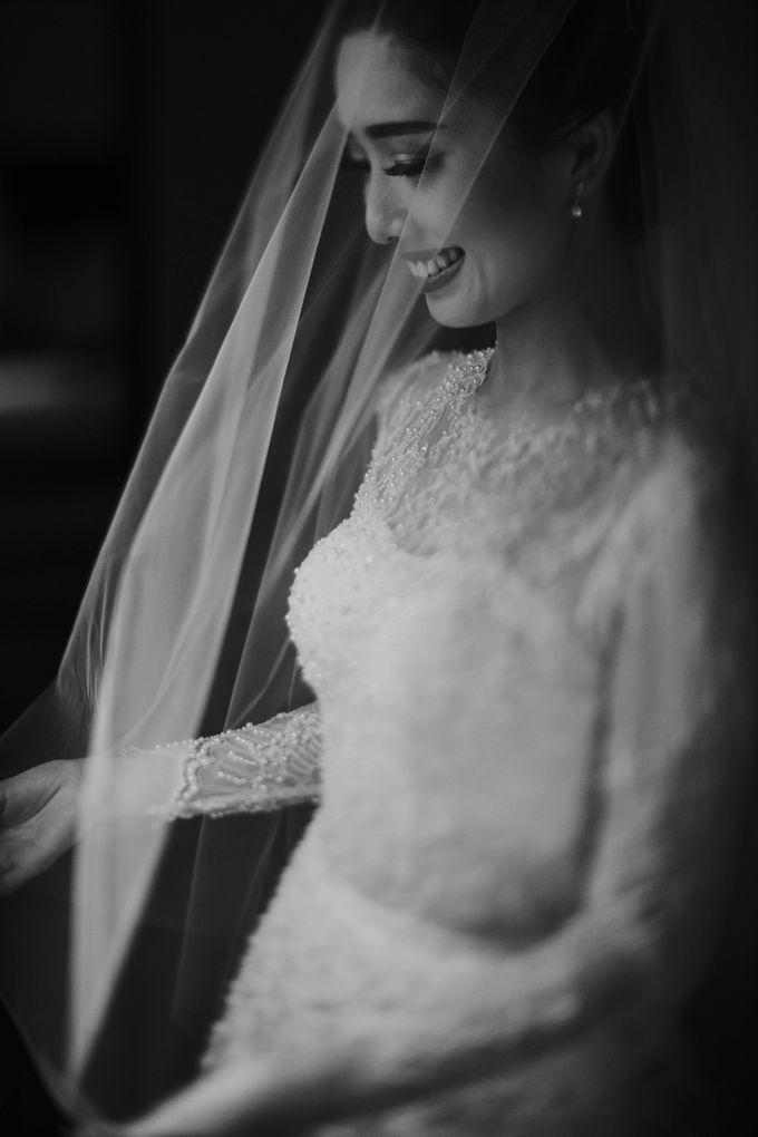 Wedding of Ferdie & Intany by Michelle Alphonsa - 014