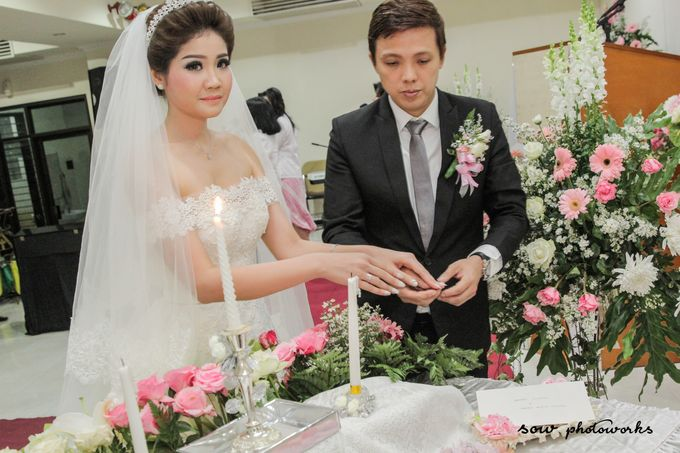 The Wedding of Andree & Risa by FROST Event Designer - 013