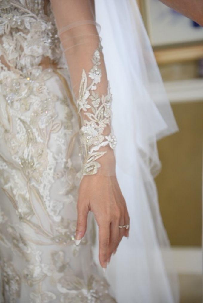 The Wedding of  Hendra &Melita by Yumi Katsura Signature - 002