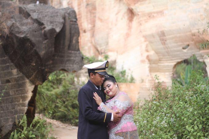 prewedding of Santi & jaka by Ahla Islamic Wedding Organizer - 001