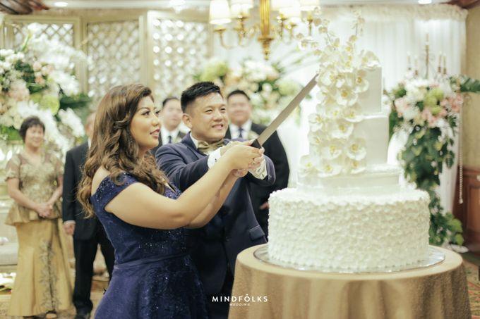 Johana dan Long by MERCANTILE PENTHOUSE WEDDING - 034