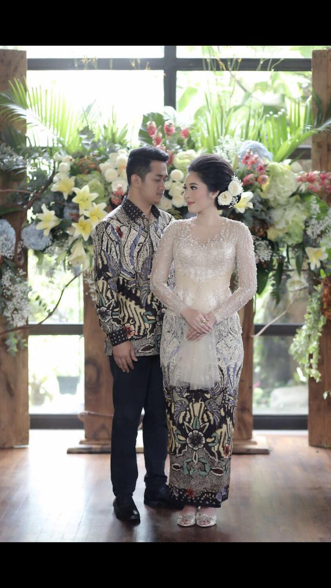 Elegant Engagement Kebaya for Asti by Arthaputri Atelier - 002