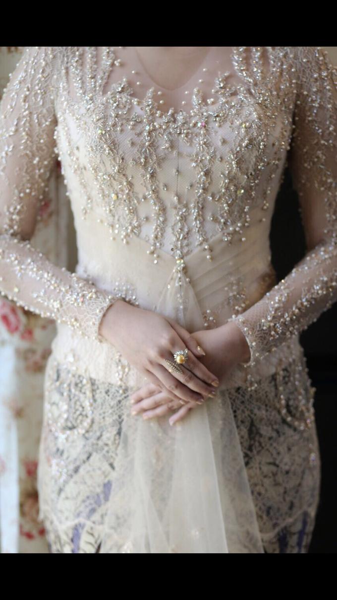 Elegant Engagement Kebaya for Asti by Arthaputri Atelier - 001