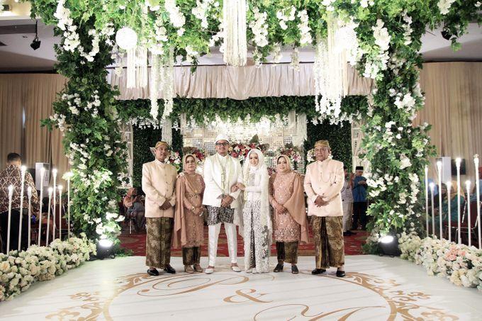 putri & Arif Akad Nikah by Our Wedding & Event Organizer - 035