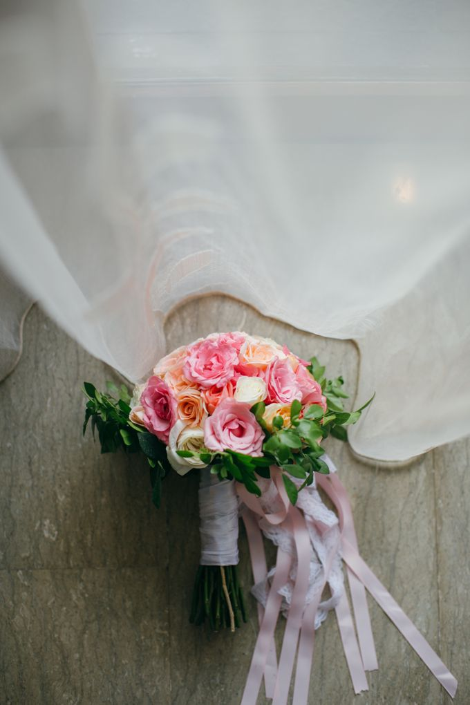 WEDDING OF LISAWATY AND SUGIANTO by Courtyard by Marriott Bali Nusa Dua - 002