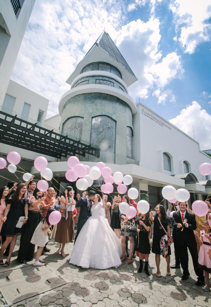 Denny & Clarissa Wedding by MariMoto Productions - 002