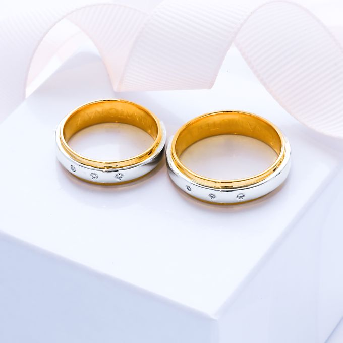 Wedding Ring - Rolleto by ORORI - 008