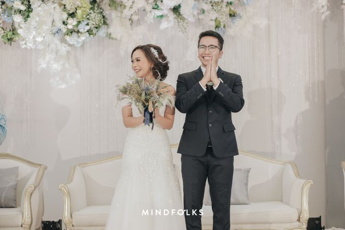 The Wedding of Hanny and Joshua by  Menara Mandiri by IKK Wedding (ex. Plaza Bapindo) - 014