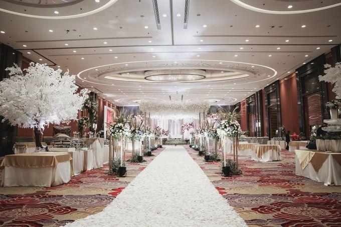 Decorated Wedding Hall Skenoo by IKK Wedding Venue - 003