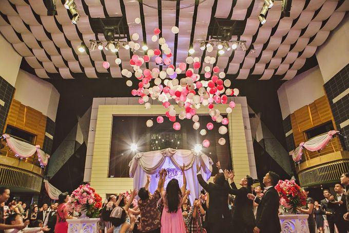 Hotel Borobudur Jakarta - Ferry & Ester by Impressions Wedding Organizer - 019