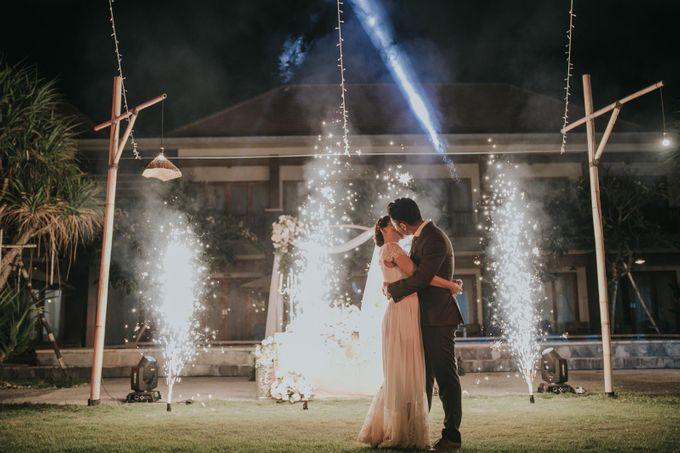 Wedding of  Agnes & Jet by Nika di Bali - 005