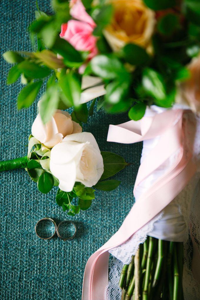 WEDDING OF LISAWATY AND SUGIANTO by Courtyard by Marriott Bali Nusa Dua - 001