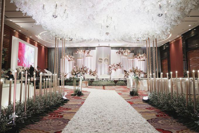 Decorated Wedding Hall Skenoo by IKK Wedding Venue - 005