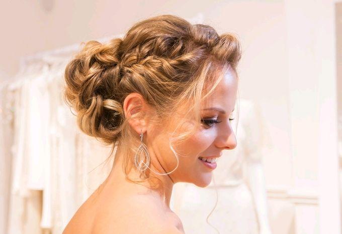 Bridal Hair by Maë Hair Specialist - 001