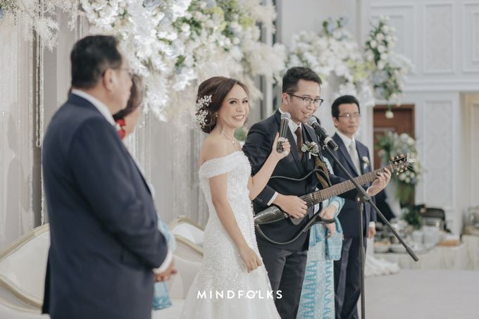 The Wedding of Hanny and Joshua by  Menara Mandiri by IKK Wedding (ex. Plaza Bapindo) - 015