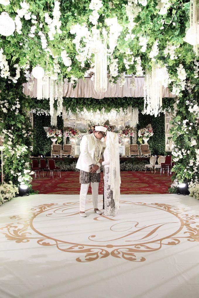 putri & Arif Akad Nikah by Our Wedding & Event Organizer - 036