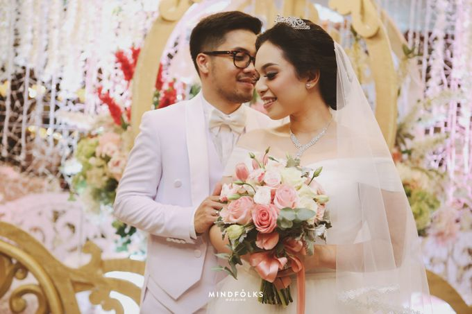 Wedding of Ivan dan Syifa by MERCANTILE PENTHOUSE WEDDING - 013