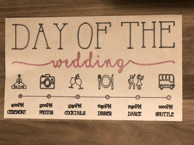 Wedding Favors by paper & string - 029