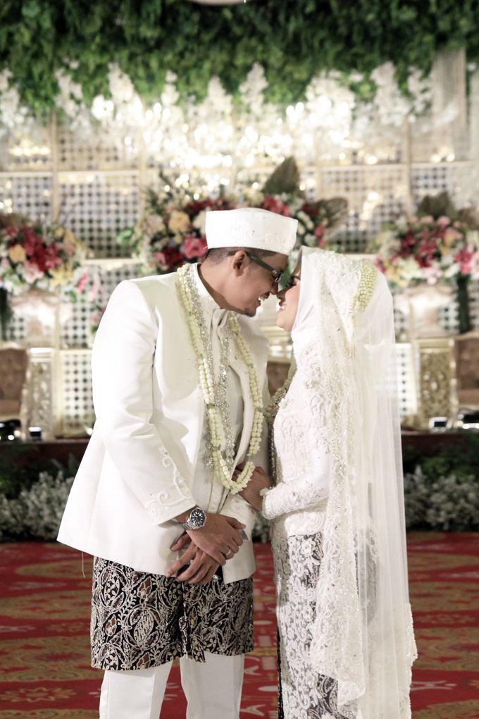 putri & Arif Akad Nikah by Our Wedding & Event Organizer - 037