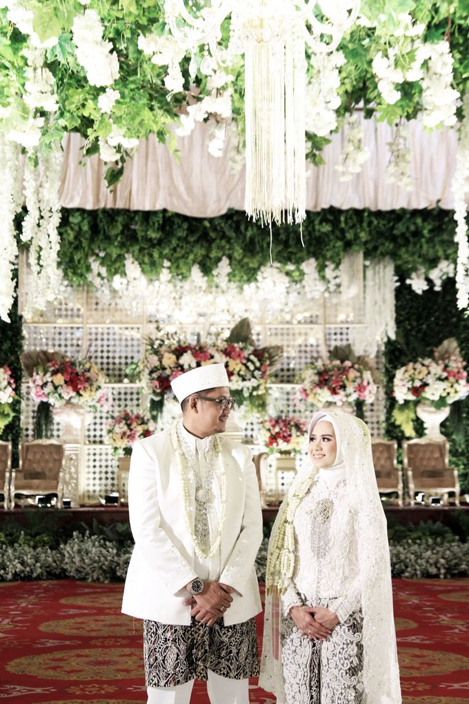 putri & Arif Akad Nikah by Our Wedding & Event Organizer - 039