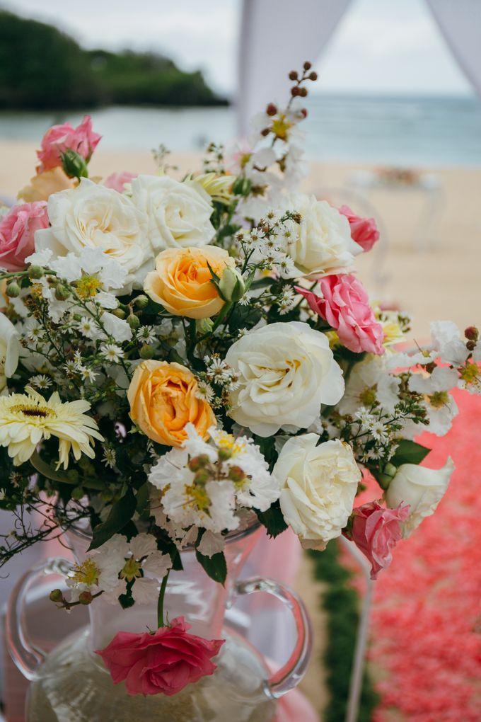 WEDDING OF LISAWATY AND SUGIANTO by Courtyard by Marriott Bali Nusa Dua - 011