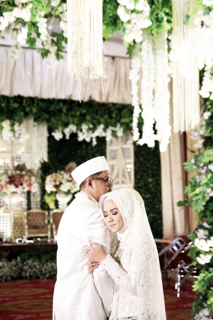putri & Arif Akad Nikah by Our Wedding & Event Organizer - 040