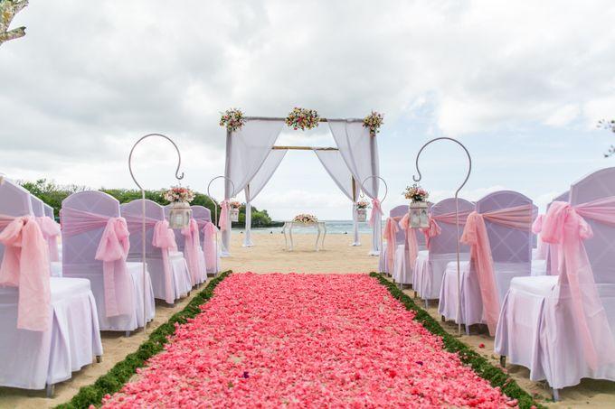 WEDDING OF LISAWATY AND SUGIANTO by Courtyard by Marriott Bali Nusa Dua - 003