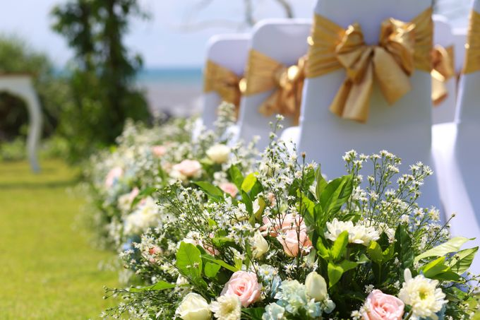 GOLD WEDDING PACKAGE by IMPIANA PRIVATE VILLAS CEMAGI - 014