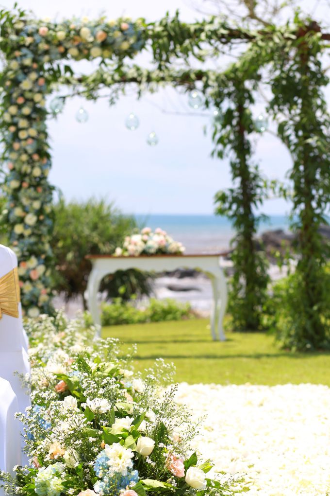 GOLD WEDDING PACKAGE by IMPIANA PRIVATE VILLAS CEMAGI - 015