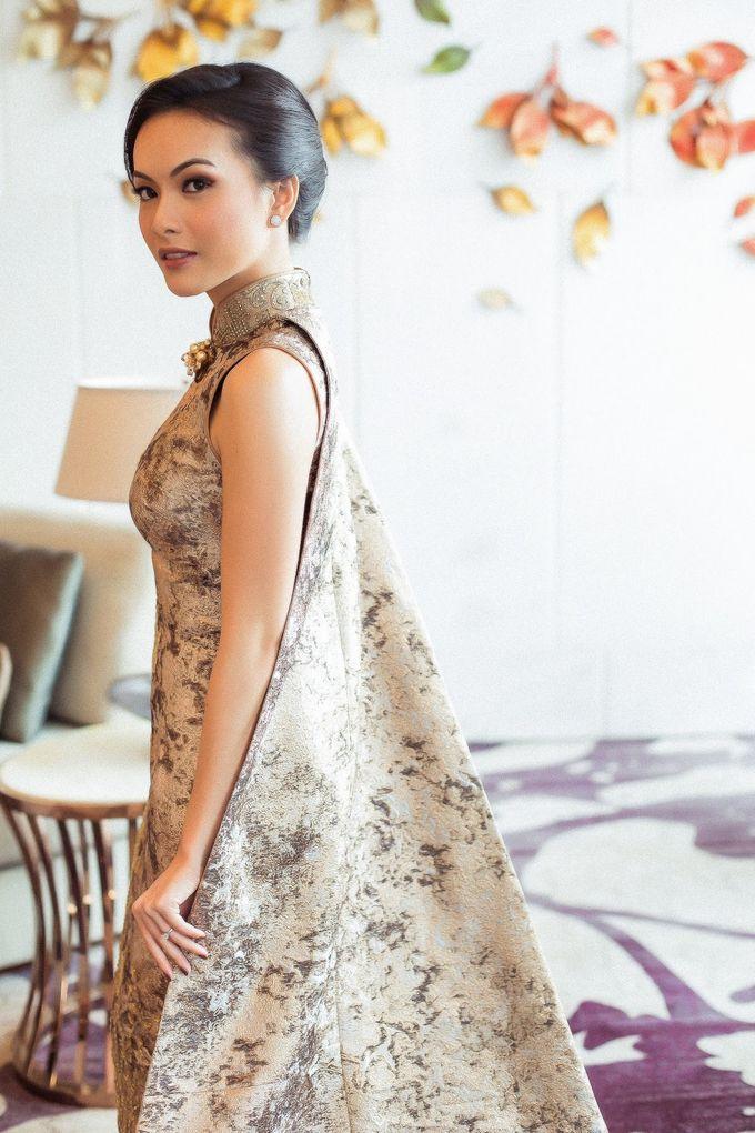 sangjit dress by Vivi Valencia - 004