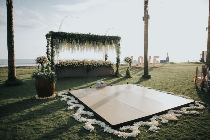 Wedding of Siska & Hari by Ananda Yoga Organizer - 014