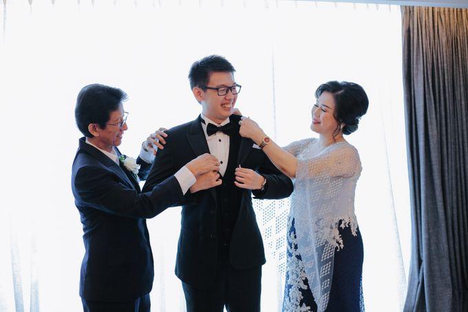 THE WEDDING OF DANIEL & NOVI by Alluvio - 008