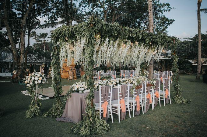 Wedding of Siska & Hari by Ananda Yoga Organizer - 017