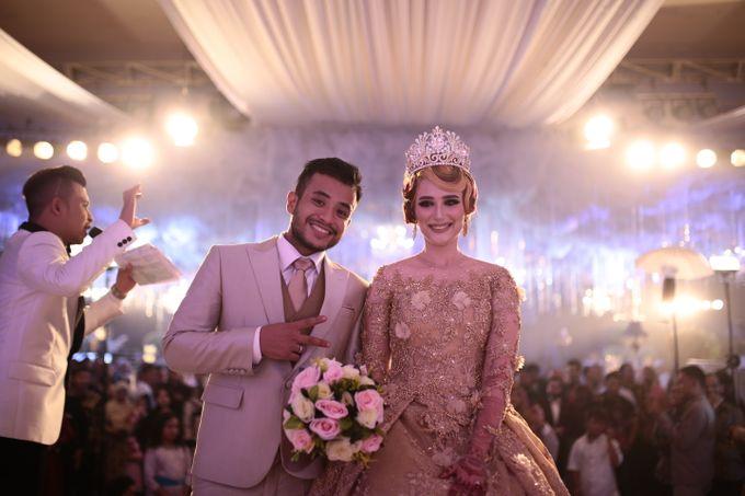 Wedding Of Azmi & Rabi'ah by The Great Larasati - 043