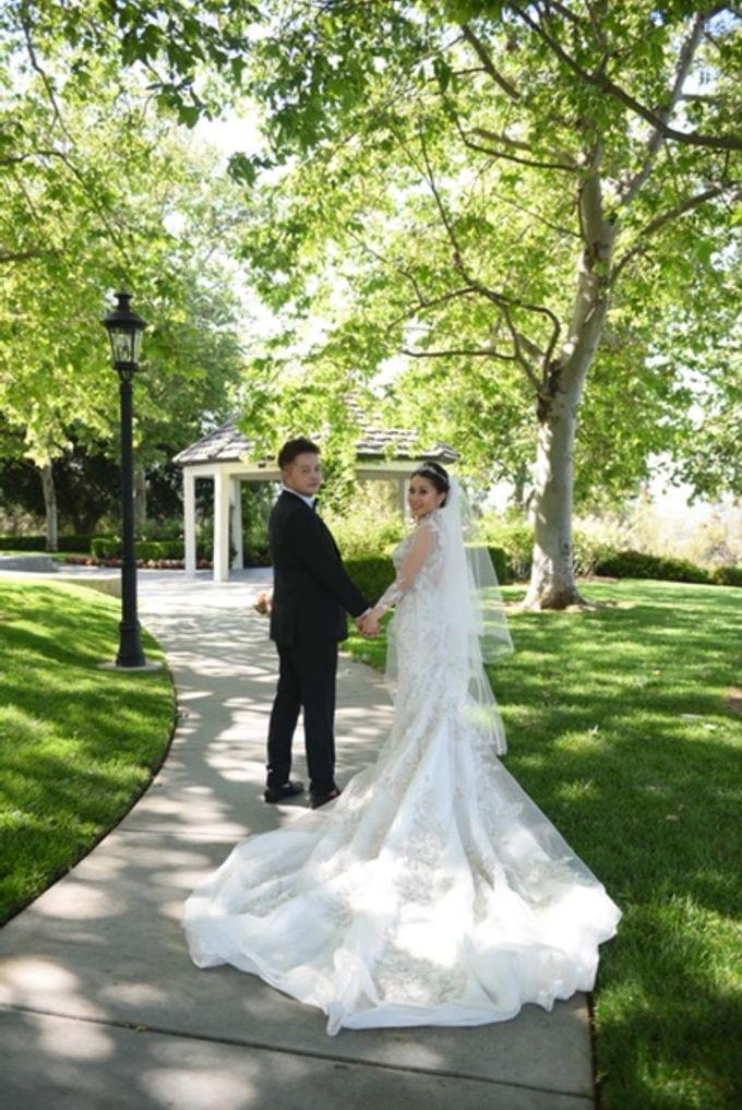 The Wedding of  Hendra &Melita by Yumi Katsura Signature - 003