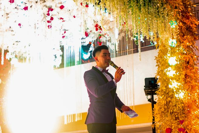 WEDDING HENGKY & LILY by Aldo Adela MC & Magician - 002