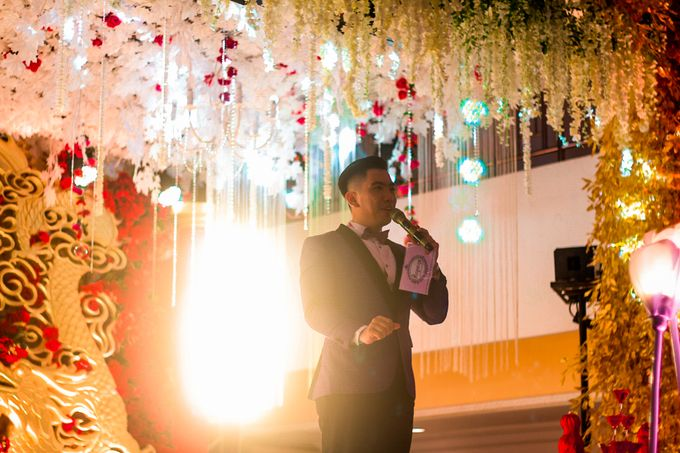 WEDDING HENGKY & LILY by Aldo Adela MC & Magician - 003