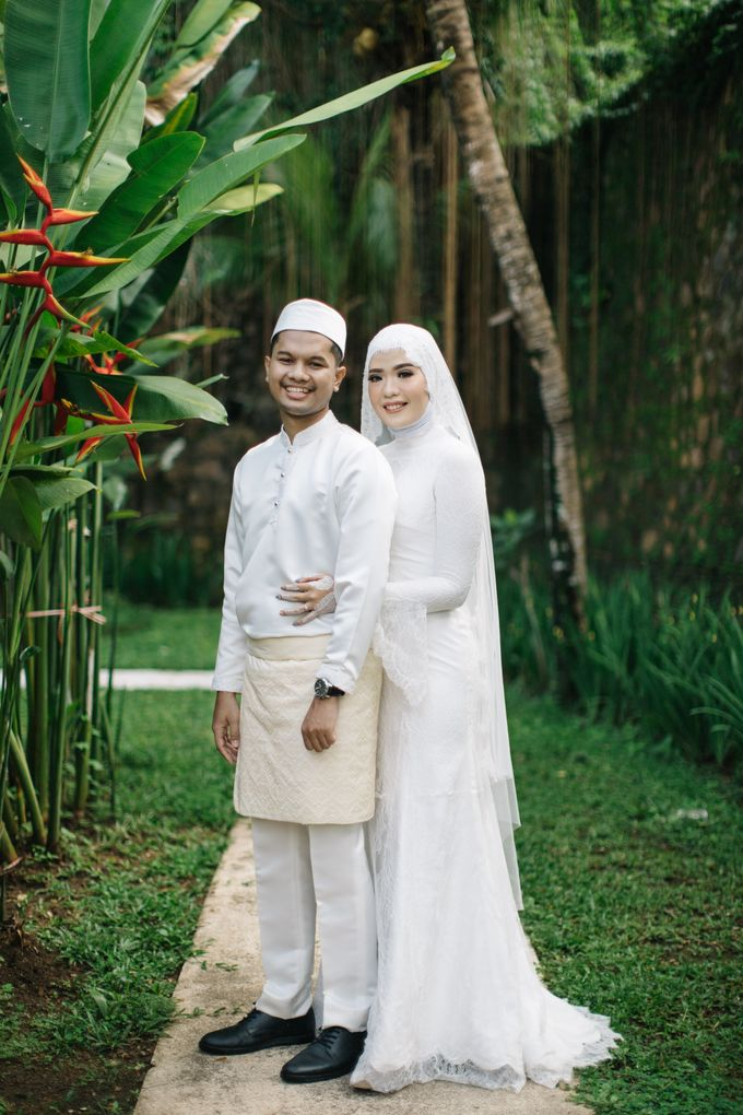 The Wedding of Novi and Rion by Kate Bridal and Couture - 012
