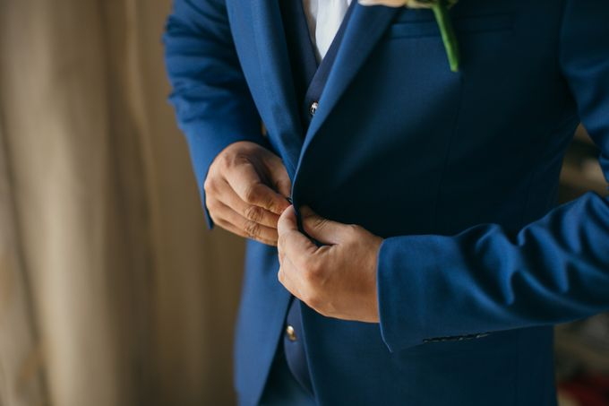 WEDDING OF LISAWATY AND SUGIANTO by Courtyard by Marriott Bali Nusa Dua - 010