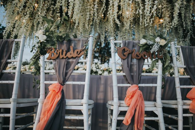 Wedding of Siska & Hari by Nika di Bali - 019