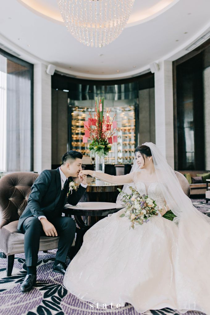 Wedding - Christian & Melly by State Photography - 020