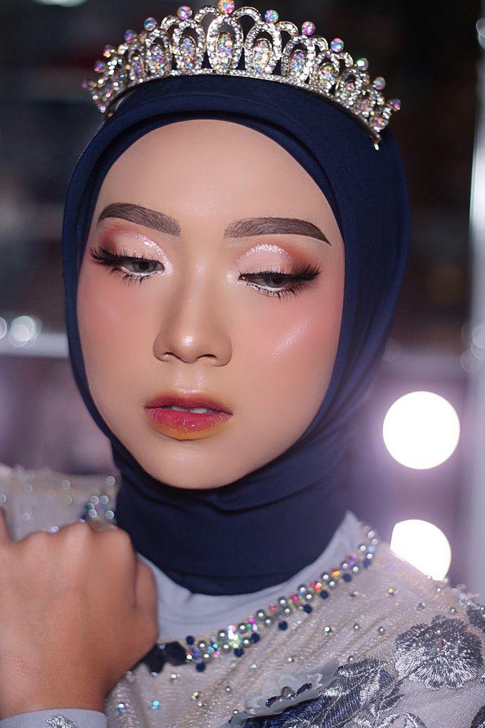 Wedding Make Up by Make Up by Mutiara Fallahdani - 014