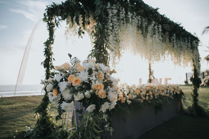Wedding of Siska & Hari by Ananda Yoga Organizer - 022