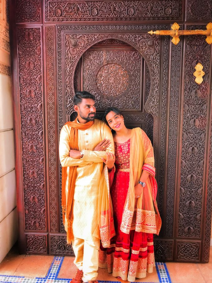Pre-wedding Photoshoot of Arun & Ganges by Vicknesh Photography - 005