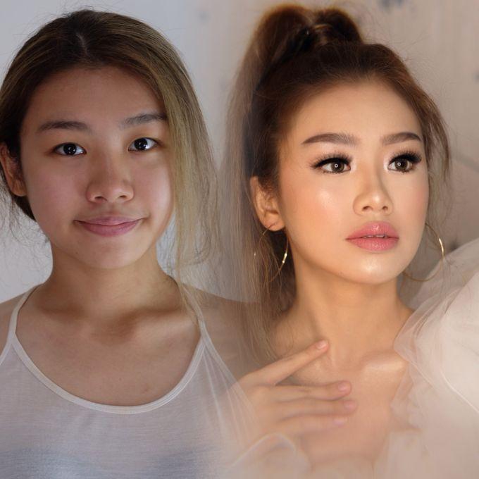 Makeup Portofolios by Xiaoling Makeup Artist - 011