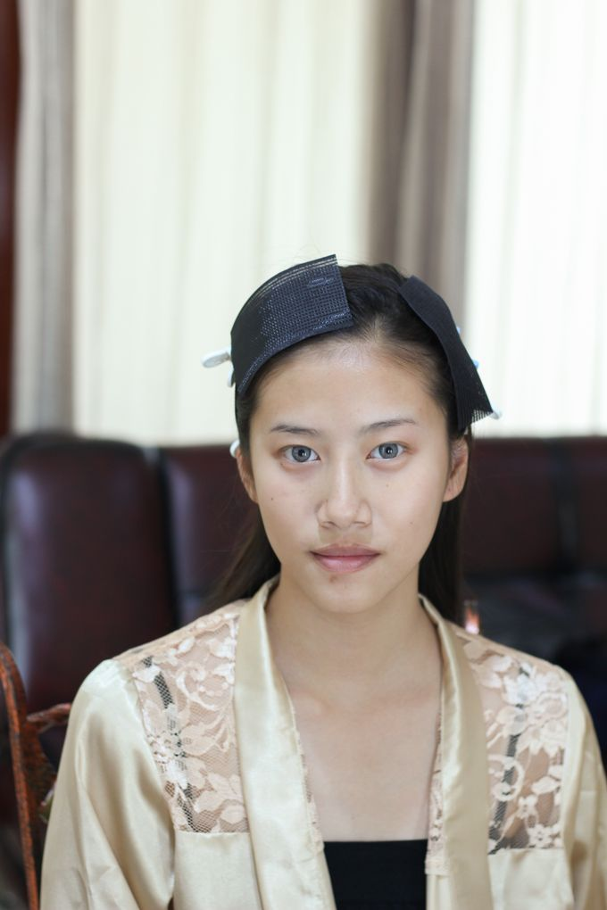 Bride look by Kezia Kartika - 001