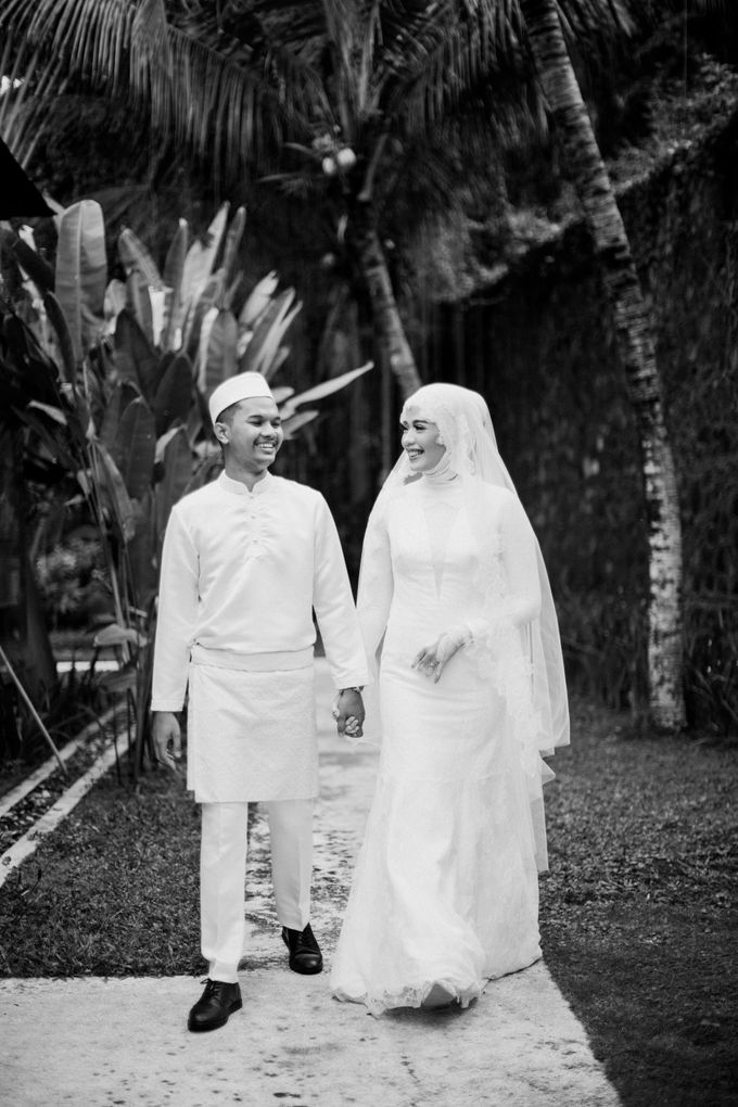 The Wedding of Novi and Rion by Kate Bridal and Couture - 013