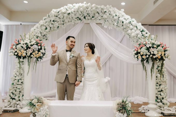 Arvian & Patricia Wedding by Levin Pictures - 035